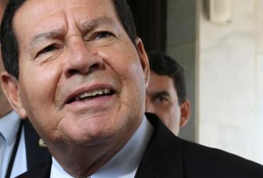 Hamilton Mourão representará o governo em posse na Argentina | Antonio Cruz | Agência Brasil
