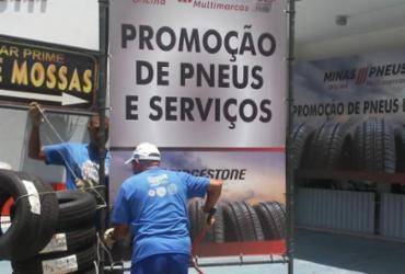 Mais de 50 peças publicitárias irregulares são apreendidas na Vasco da Gama | Divulgação | SEDUR