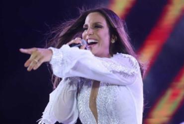 Ivete Sangalo vai apresentar o programa Música Boa Ao Vivo | Reprodução