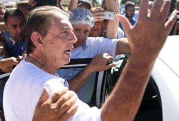 João de Deus é internado em emergência após sentir fortes dores no peito | Marcelo Camargo | Agência Brasil