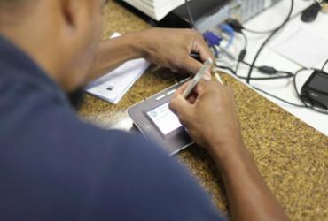 Justiça eleitoral faz plantão para recadastramento biométrico este fim de semana | Divulgação | Wallace Cardozo