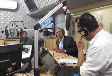 Luiz Carreira anuncia contratação de crédito de R$ 104 mi para obras | Rodrigo Tardio | Ag. A TARDE