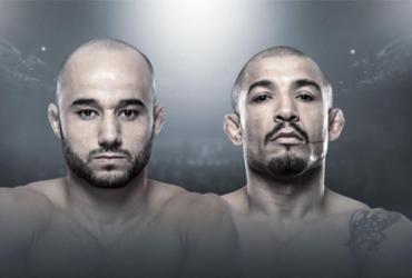 Em estreia nos galos, José Aldo enfrenta Marlon Moraes neste sábado | Reprodução | UFC