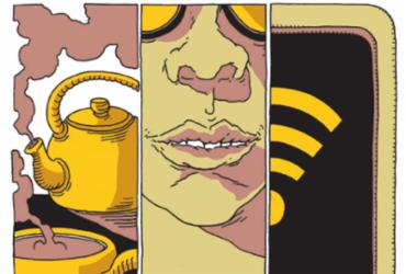 Chá, simpatia e wifi | Túlio Carapiá