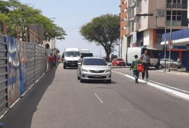 Cidadãos reclamam de estacionamento próximo ao Mercado Modelo | Reprodução | Cidadão Repórter