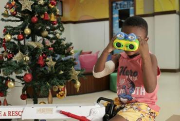 Gacc hospeda pacientes que vêm se tratar em Salvador | Uendel Galter | Ag. A TARDE