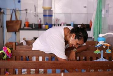 Abrigo tem como missão 'cuidar, zelar, proteger e amar' | Raphael Müller | Ag. A TARDE