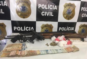 Treze pessoas são presas em operação conjunta no sul do estado | Divulgação | Polícia Civil