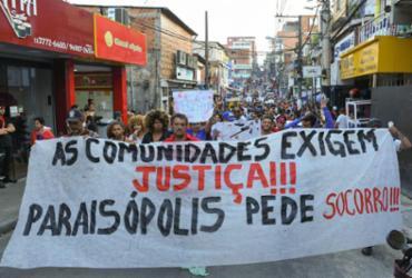 Mortos em Paraisópolis têm traumas compatíveis com pisoteamento | Daniel Arroyo | Ponte Jornalismo