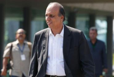 Ex-governador Pezão deixa prisão com tornozeleira eletrônica | Tânia Rêgo | Agência Brasil