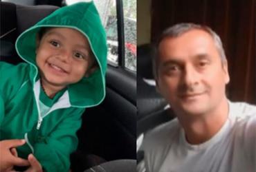 Servidor público do DF suspeito de matar o próprio filho é preso na Bahia | Reprodução | PCDF