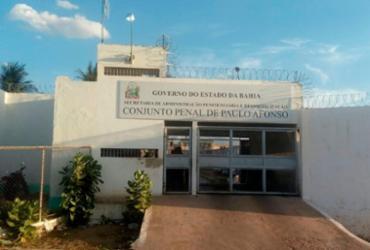 Homem é preso suspeito de arremessar drogas no presídio em Paulo Afonso | Reprodução | SEAP