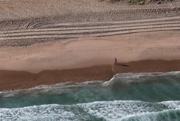 Confira quais praias estão impróprias para banho neste fim de semana | Raul Spinassé | Ag. A TARDE