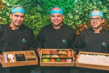 Restaurante japonês aposta em novo conceito para clientes criarem suas peças | Divulgação