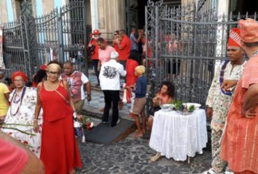 Festa de Santa Bárbara reúne devotos em Salvador nesta quarta-feira | Thais Seixas | Ag. A Tarde
