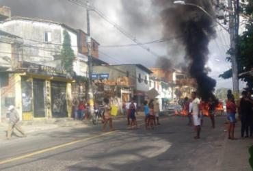 Grupo protesta contra morte de pedreiro em São Cristóvão | Cidadão Repórter | Via WhatsApp