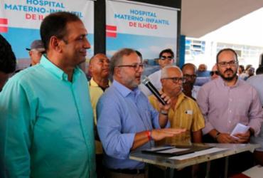 Governo do Estado assina ordem de serviço para construção de Hospital Materno-Infantil em Ilhéus |