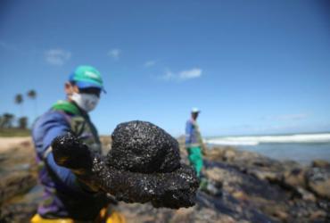 Seminário sobre impactos do derramamento de óleo é realizado em Salvador | Felipe Iruatã | Ag. A TARDE