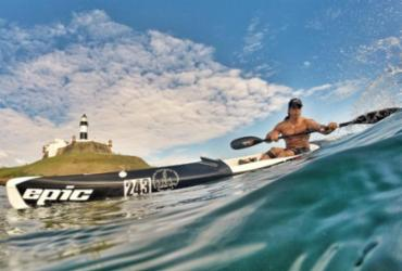 Salvador sedia primeiro Pan-Americano de Canoagem Oceânica | Tauã Andrade | Divulgação