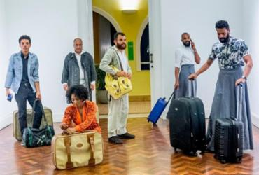 Espetáculo 'Última Chamada' segue em cartaz no Goethe Institut | Divulgação | Diney Araújo
