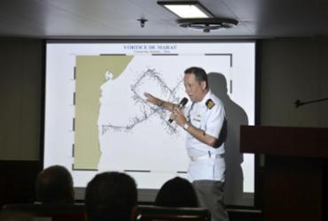 Pesquisadores discutem ações de redução de danos em vazamentos | Shirley Stolze | Ag. A TARDE