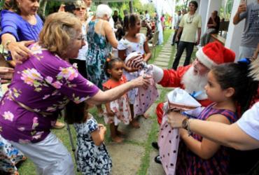 Voluntárias Sociais promovem evento de Natal para crianças e idosos | Divulgação