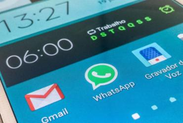 WhatsaApp é principal fonte de informação do brasileiro, diz pesquisa | Foto: Marcello Casal Jr. | Agência Brasil