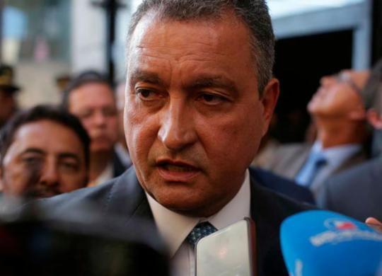 Governador Rui Costa passa mal e é atendido pelo Samu | Raphael Muller | Ag. A TARDE