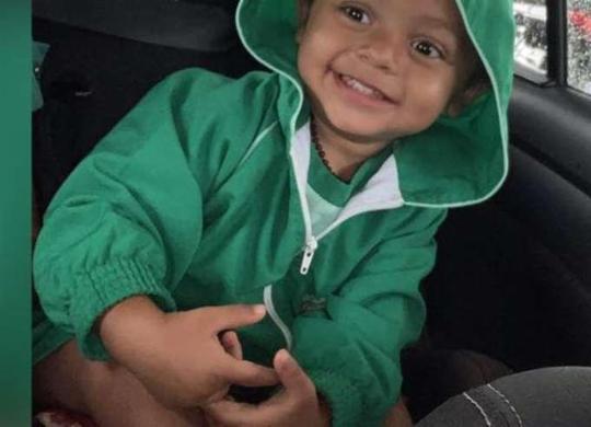 Polícia confirma que corpo encontrado na BA é de menino morto pelo pai no DF | Arquivo Pessoal