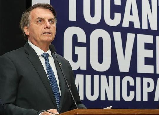 Pena maior para calúnia pode ser vetada, diz Bolsonaro | Isac Nóbrega | PR