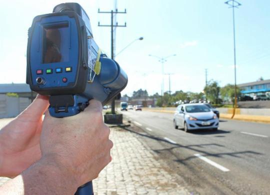 Justiça determina que PRF volte a usar radares móveis em rodovias | GOV SC | Divulgação