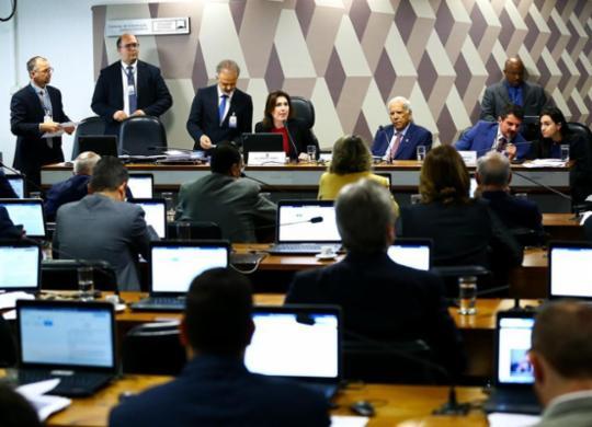 CCJ confirma aprovação de PL da prisão após condenação em 2ª instância   Marcelo Camargo   Agência Brasil