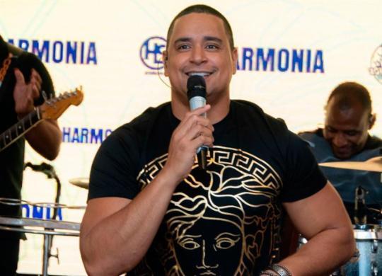 Harmonia anuncia gravação de DVD ao vivo e projeto 'Oxente' | Divulgação