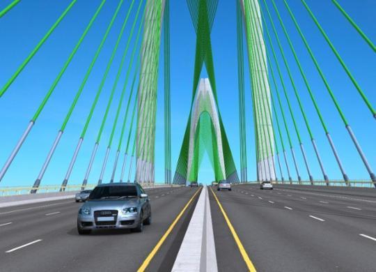 Licença ambiental para ponte Salvador-Itaparica deverá ser solicitada pelo consórcio | Divulgação