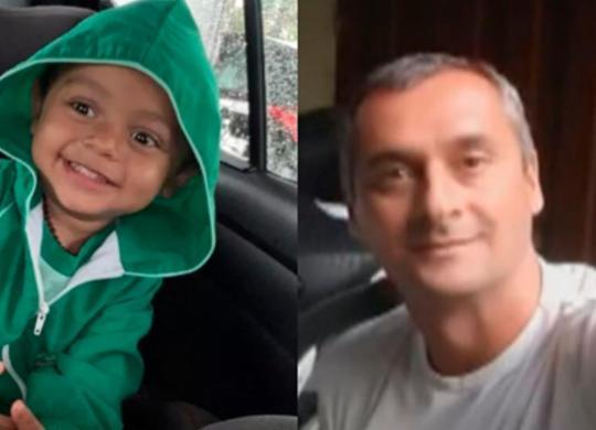 Servidor público do DF suspeito de matar o próprio filho é preso | Reprodução | PCDF