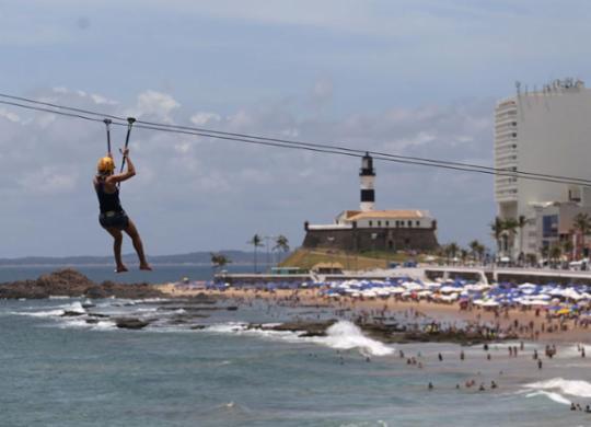 Presidente da Saltur detalha planos para o verão de Salvador | Raul Spinassé | Ag. A TARDE