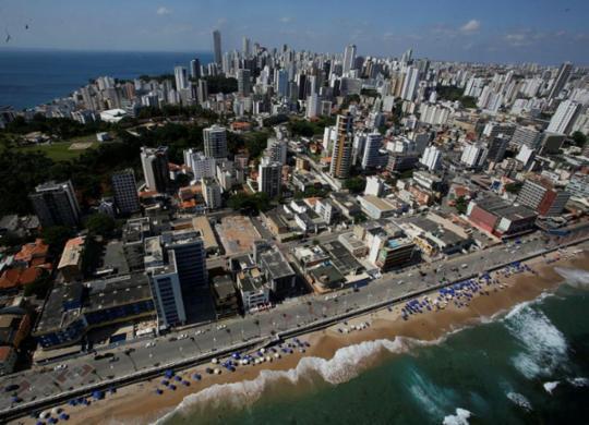 Salvador tem a maior economia do Nordeste e ocupa o 9º maior PIB do país | Raul Spinassé | Ag. A TARDE