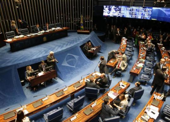 Senado aprova pacote anticrime; projeto vai à sanção presidencial | Fabio Rodrigues Pozzebom | Agência Brasil