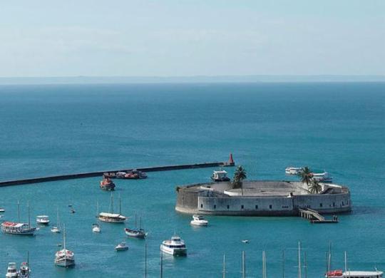 Ponte propicia novos planos para o turismo | Uendel Galter | Ag. A TARDE