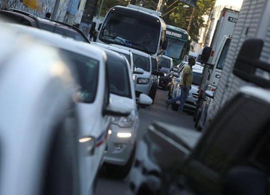 Salvador bate meta da ONU e reduz mortes em acidentes de trânsito   Felipe Iruatã   Ag. A Tarde