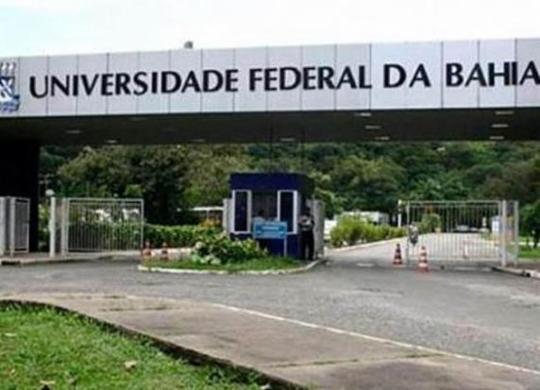 Ufba anuncia certame com salários de quase R$ 10 mil | Divulgação