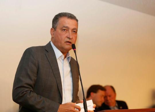 Rui Costa assina ordem de serviço para implantação do VLT nesta terça-feira | Joá Souza | Ag. A TARDE