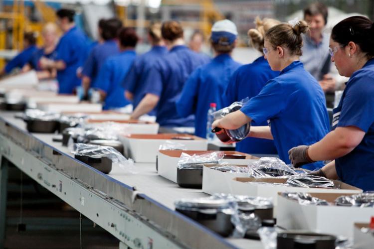 A produção industrial baiana cresceu 0,9% em outubro; nacionalmente, o setor registrou expansão de 0,08% no mesmo período | Foto: Pedro Revillion | Palácio Piratini | 3.12.2012