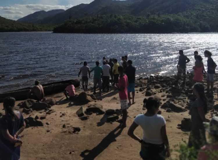 Buscas foram retomadas nesta manhã de quinta-feira, 25   Foto: Reprodução   Augusto Urgente - Foto: Reprodução   Augusto Urgente