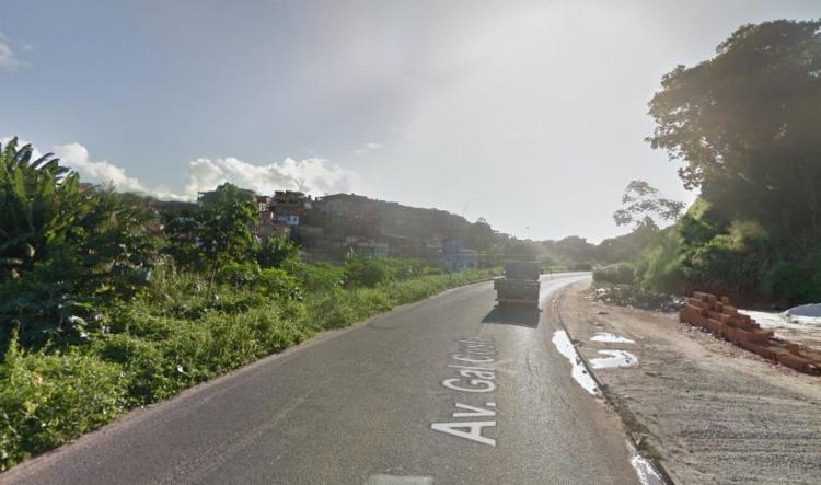Não há informações sobre feridos   Foto: Reprodução   Google Street - Foto: Reprodução   Google Street