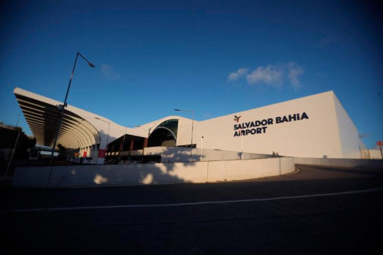 Equipamento adotou o nome fantasia 'Salvador Bahia Airport' e passou por obra com custo de R$ 700 milhões, adquiridos por meio de uma PPP | Felipe Iruatã | Ag. A TARDE - Foto: Felipe Iruatã | Ag. A TARDE