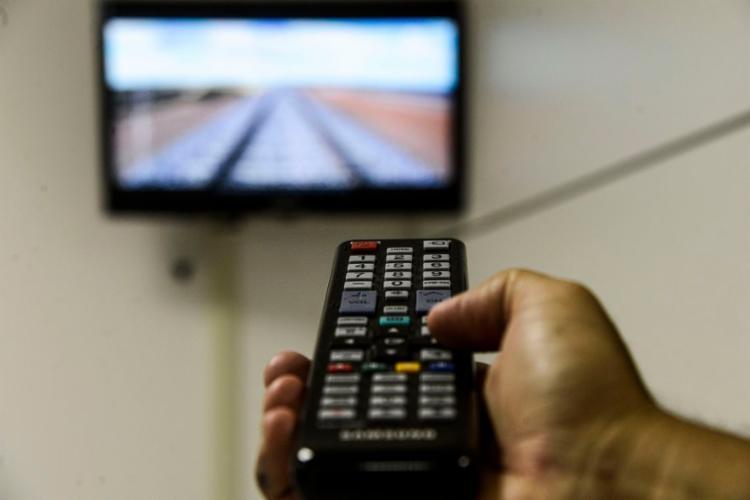 Sistema via TV digital vai auxiliar repasse de informações imediatas à população | Foto: Valter Campanato | Agência Brasil - Foto: Valter Campanato | Agência Brasil