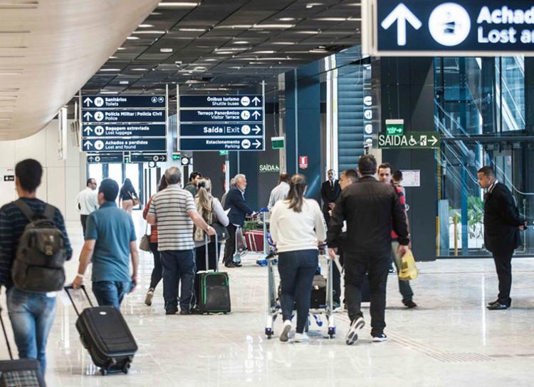 Mais de 11 milhões de pessoas devem passar pelos terminais do país - Foto: Felipe Carneiro | Ascom