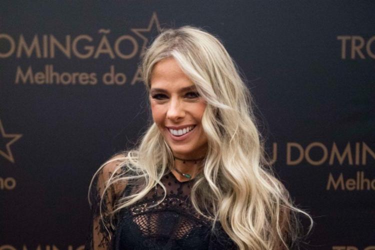 Atriz e apresentadora passará o réveillon ao lado da família   Foto: João Cotta - Foto: João Cotta