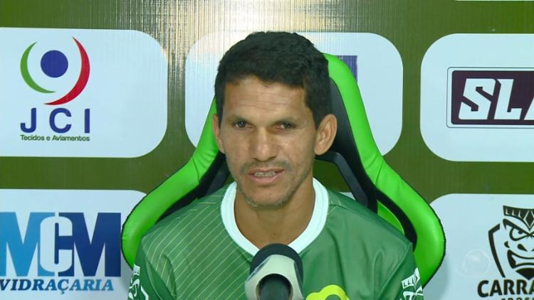 O último clube de Magno Alves foi o Floresta-CE, onde disputou oito jogos e marcou três gols | Foto: Reprodução | Youtube - Foto: Reprodução | Youtube